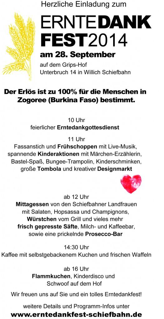 EDF Programm 2014+